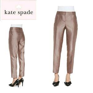 Kate Spade New York Margaux Lewitt crop pant